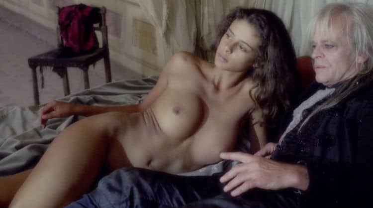 anne Knecht Nude Vampire In Venice