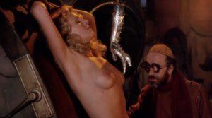 lana Clarkson Nude Barbarian Queen