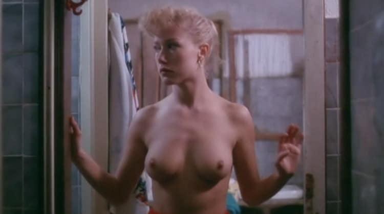 nancy Brilli Nuda Camping Del Terrore
