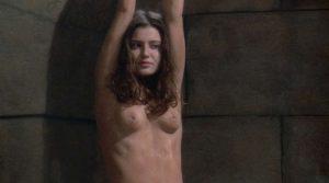 jenny Tamburi Nuda Le Scomunicate Di San Valentino
