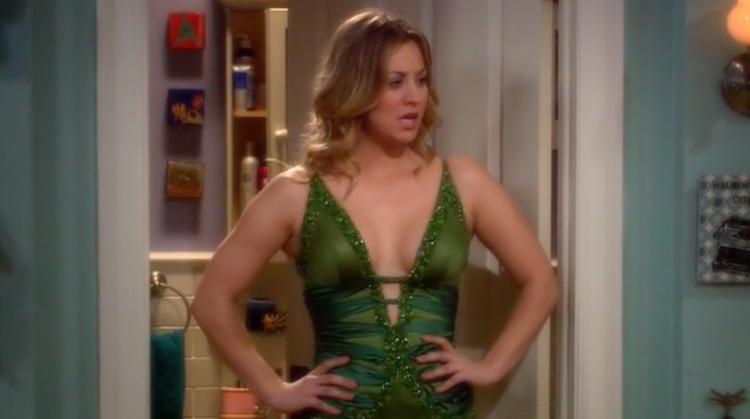 the Big Bang Theory Season 5 Nude Scenes