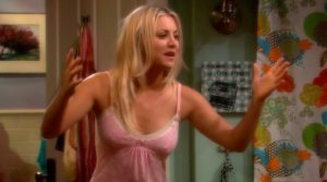 the Big Bang Theory Season 6 Nude Scenes