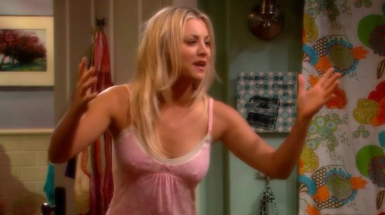 the Big Bang Theory Season 6 Nude Scenes