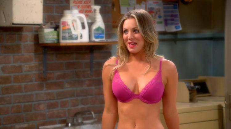 the Big Bang Theory Season 7 Nude Scenes