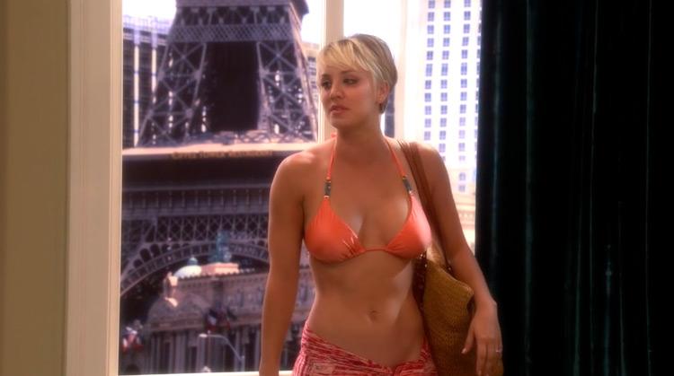 the Big Bang Theory Season 8 Nude Scenes