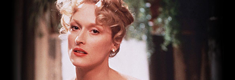 meryl Streep Nude