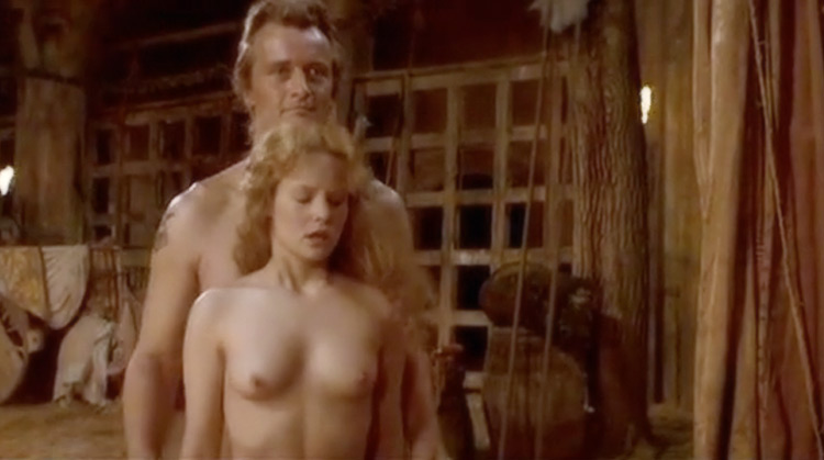 flesh Blood Nude Scenes