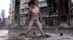 ghost In The Shell Nude Scenes