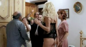 un Estate Al Mare Nude Scenes