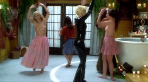 four Rooms Nude Scenes