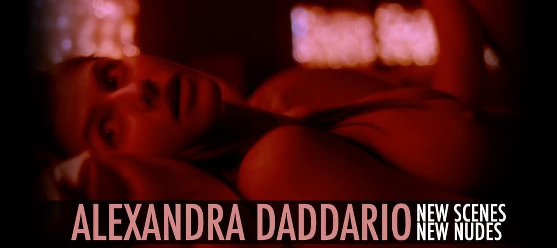 Alexandra Daddario New Nude Scenes