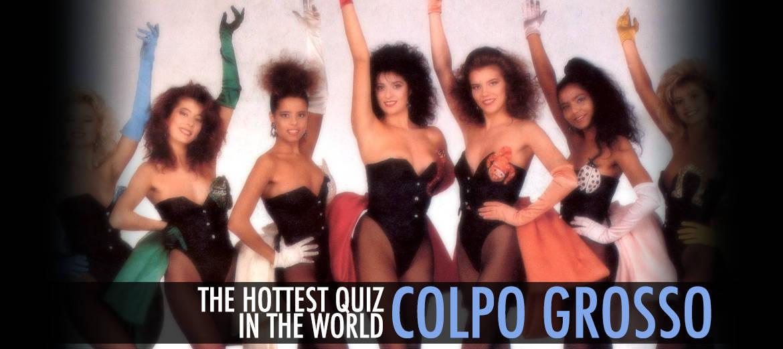 Colpo Grosso Cin Cin Girls