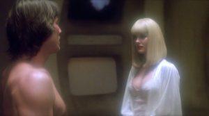 galaxina Nude Scenes