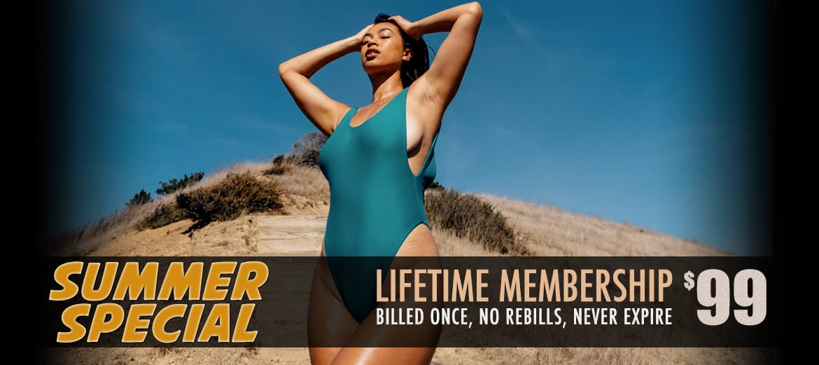 Summer Special - Lifetime Membership