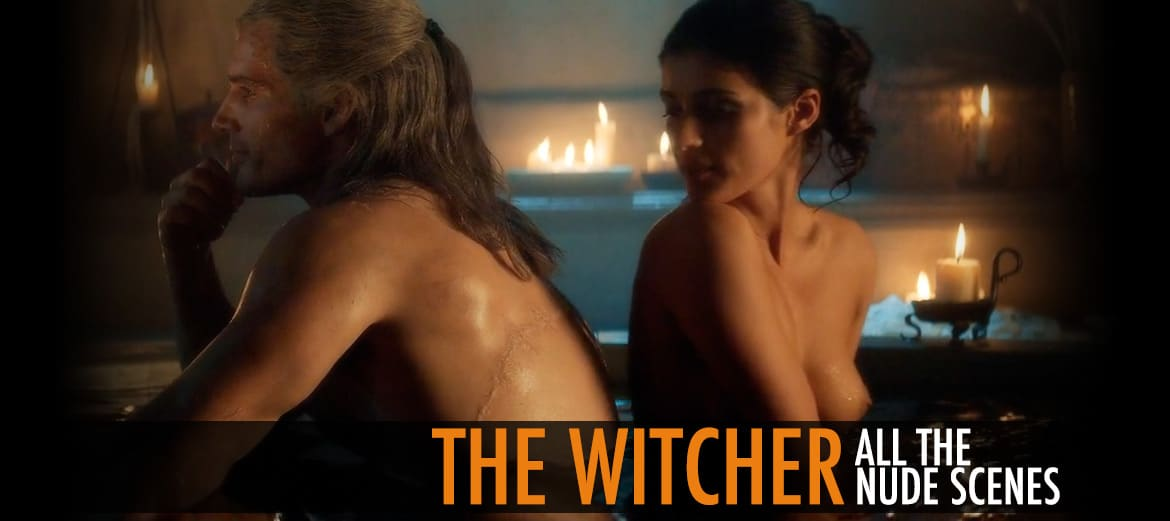 the Witcher All The Nude Scenes