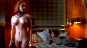 the Hunger Nude Scenes