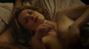 jessica Chastain Nude Breast