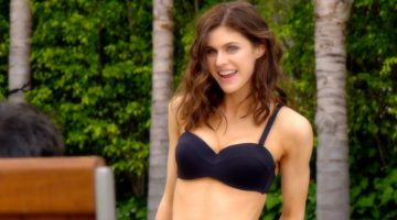 alexandra Daddario Hot Bikini Why Women Kill