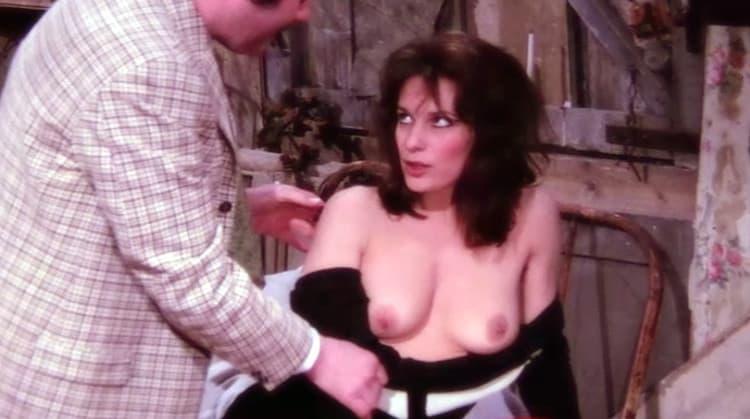 Bernadette Lafont  nackt