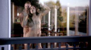 leah Gibson Nude Rogue Season 1