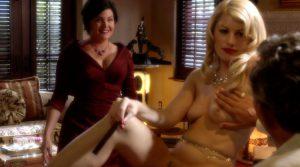 meredith Ostrom Nude Magic City Season 2