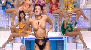 jasmine Lipovsek Nude Colpo Grosso