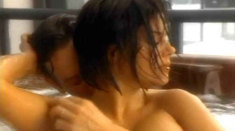 tiffani Amber Thiessen Nude Sweet Dreams