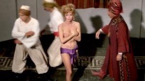 michele Mercier Nude Indomptable Angelique