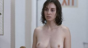 alison Brie Full Frontal Nude Horse Girl
