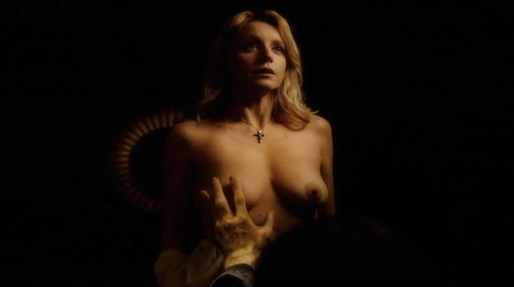 ludivine Sagnier Nude The New Pope