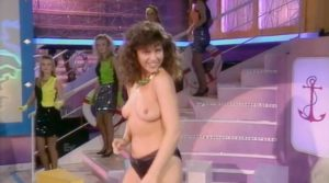 gilly Sampson Striptease Colpo Grosso Eurogirls