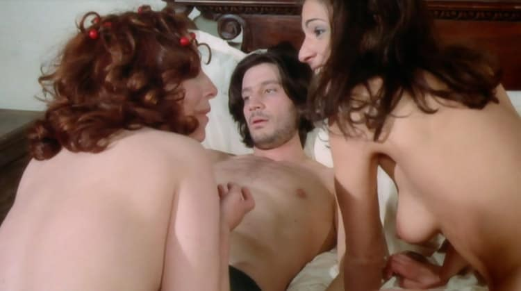 maria Piera Regoli Monica Audras Nude Threesome