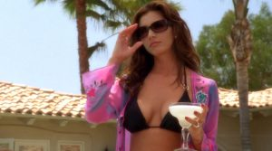 charisma Carpenter Hot Bikini Veronica Mars