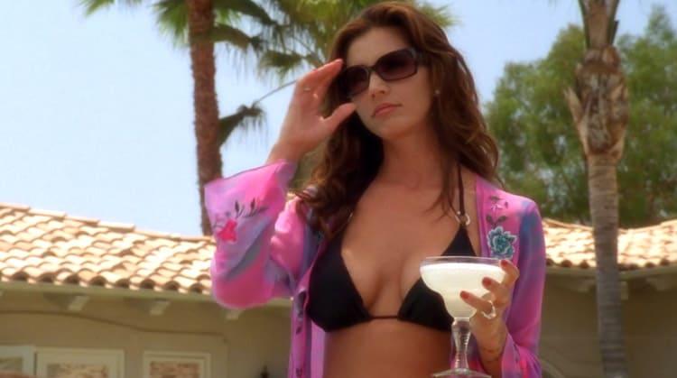 charisma Carpenter Hot Bikini Veronica Mars