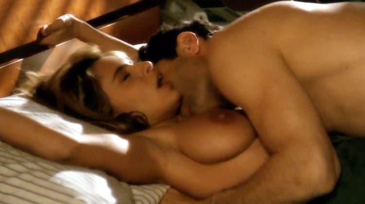 debora Caprioglio Nude Storie D Amore Con I Crampi