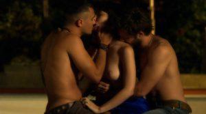 matilda De Angelis Nude Threesome Una Vita Spericolata
