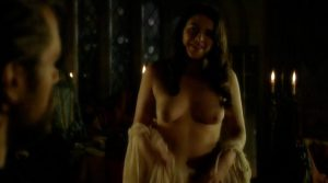 selma Brook Nude The Tudors Season 4