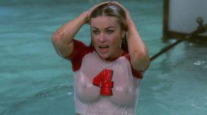 carmen Electra Wet T Shirt