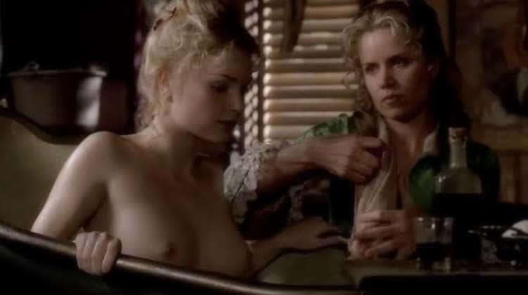 izabella Miko Nude Deadwood Season 2
