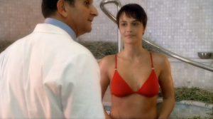 roberta Giarrusso Sexy Red Bikini