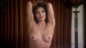 joan Collins Nude The Bitch