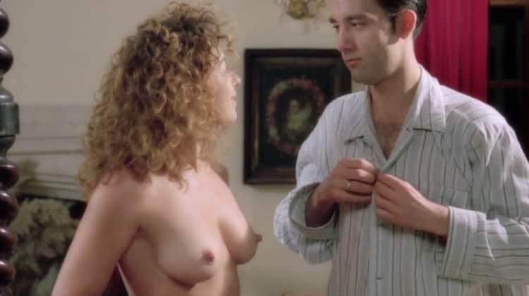 alex Kingston Full Frontal Nude Croupier