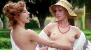 dominique Darel Stefania Casini Nude Blood For Dracula
