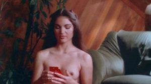 brinke Stevens Nude Strip Poker