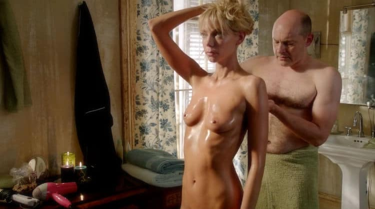 riki Lindhome Full Frontal Nude Hell Baby