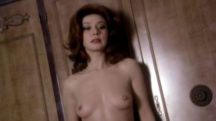 mimma Biscardi Full Frontal Nude Un Urlo Dalle Tenebre