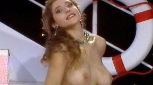 sexy Ljuba Colpo Grosso Striptease