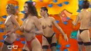 susanna Farcach 3d Striptease Tutti Frutti