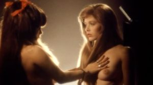 sylvia Kristel Nude Naakt Over De Schutting