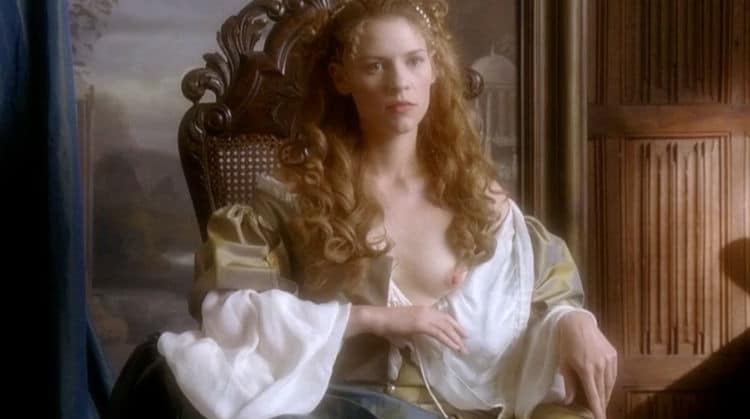 claire Danes Nude Stage Beauty